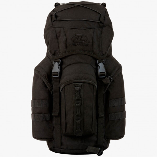 daysack in black