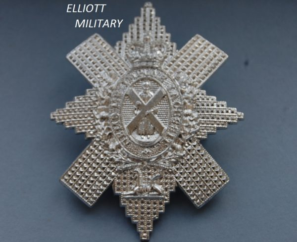 badge of the black watch