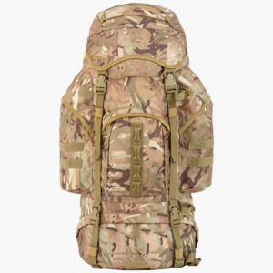 66 ltr pack in multi terrain pattern