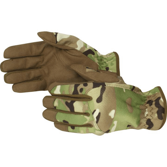Gloves showing back and palm
