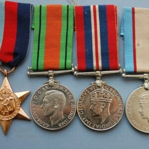 obverse of medals