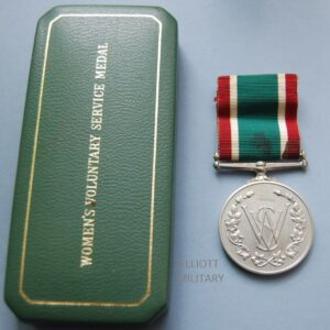 MEDAL AND BOX